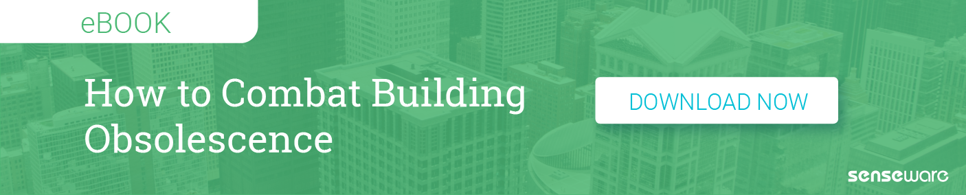 Extend the life of your building with IoT