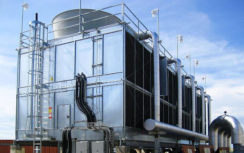 Large Cooling Tower