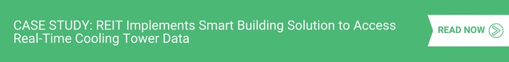 REIT Implements Smart Building Solution to Access Real-Time Cooling Tower Data