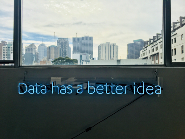 IoT data has a better idea with AI